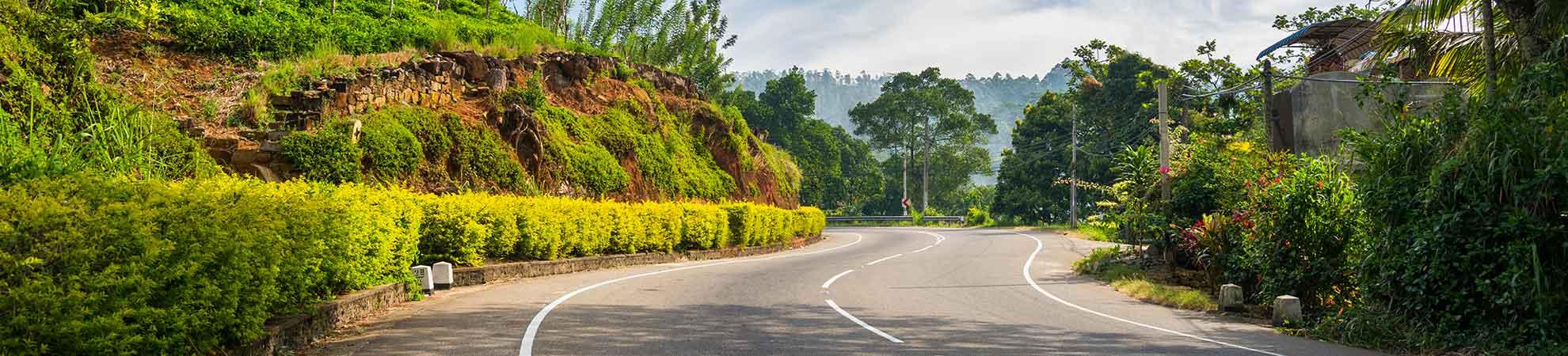 Aller au Sri Lanka en bus