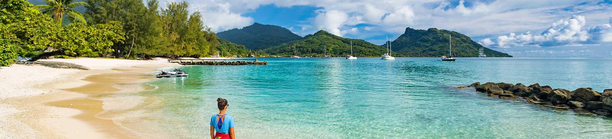 Circuit Polynésie