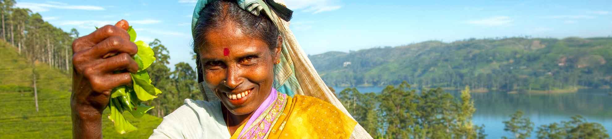 Bien se comporter à l'arrivée au Sri Lanka