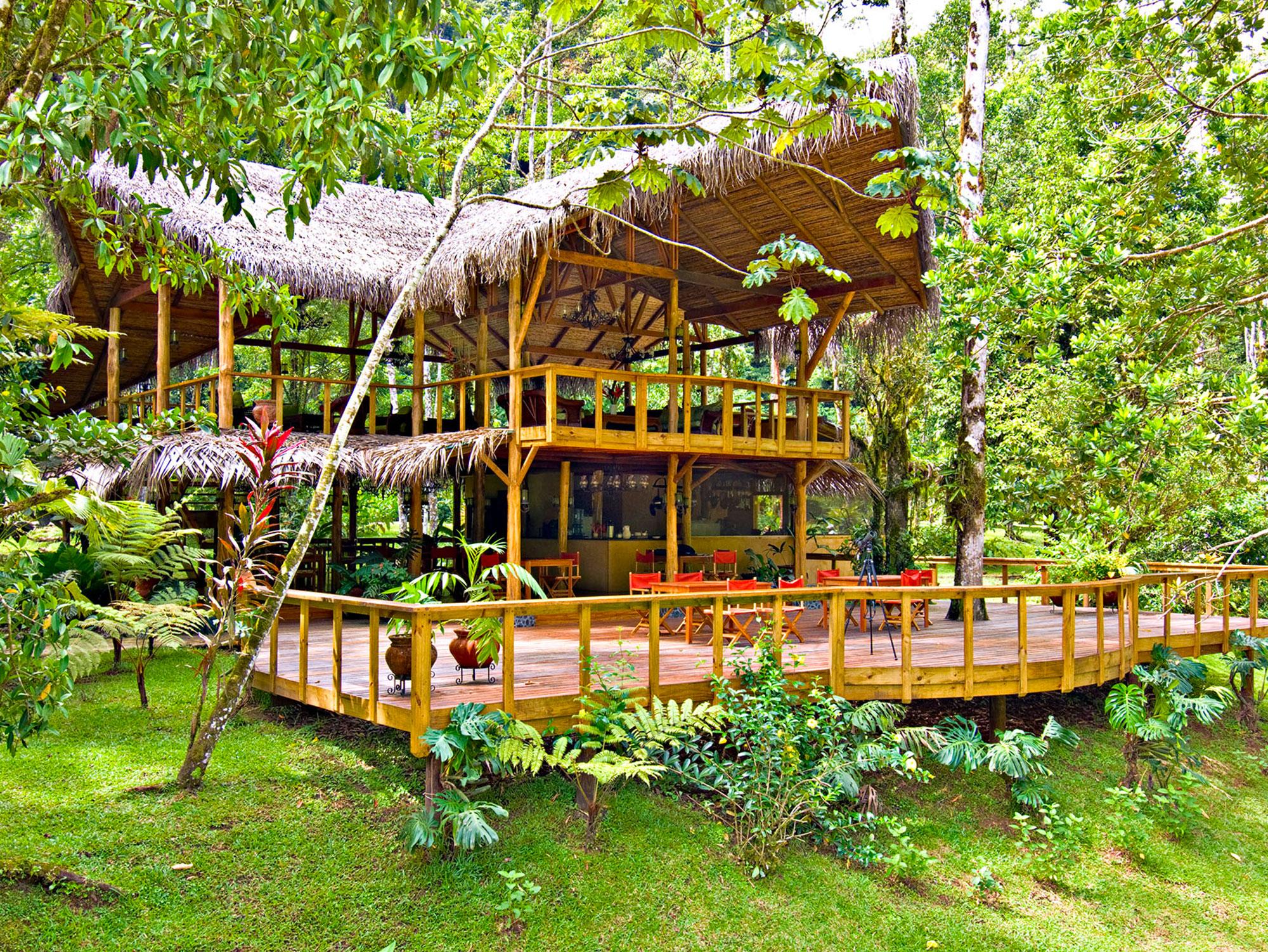 Costa Rica : luxe et intimité