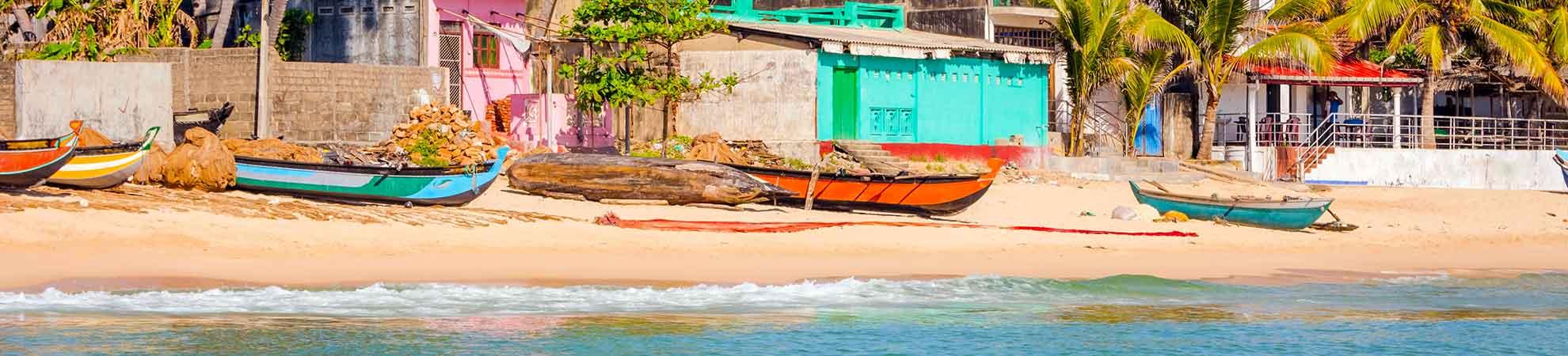 Décalage horaire au Sri Lanka