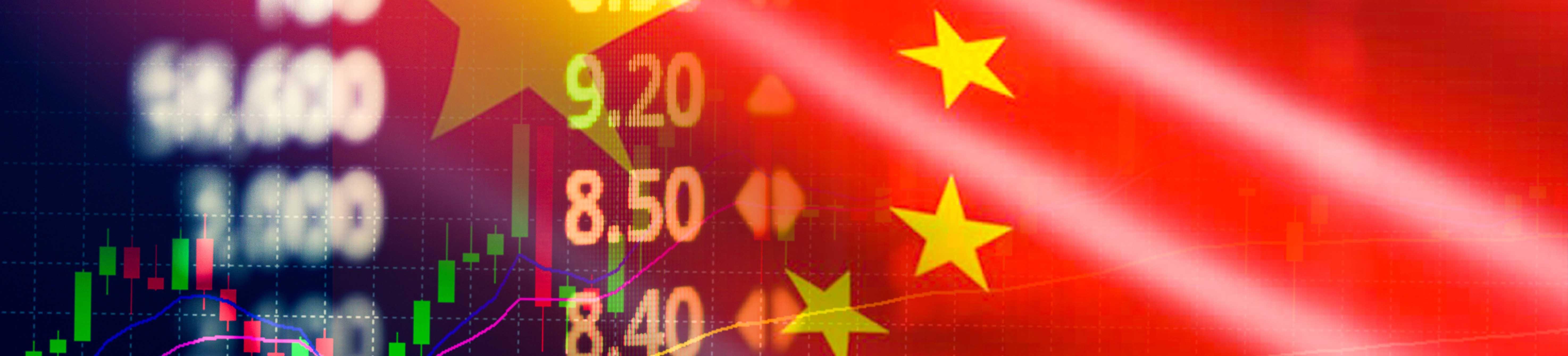 La politique de la Chine dans la croissance de l'économie du pays