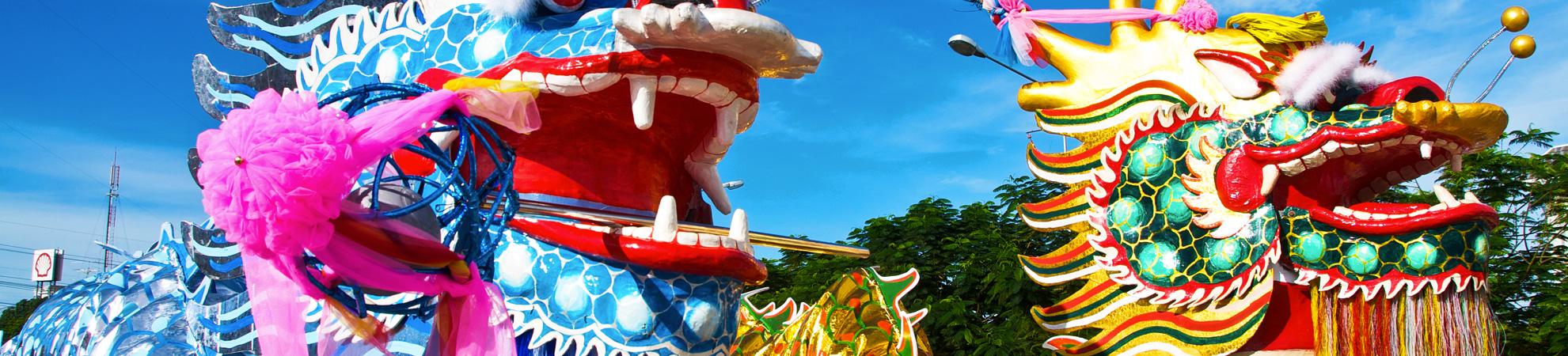Participer aux fêtes du calendrier chinois en Chine