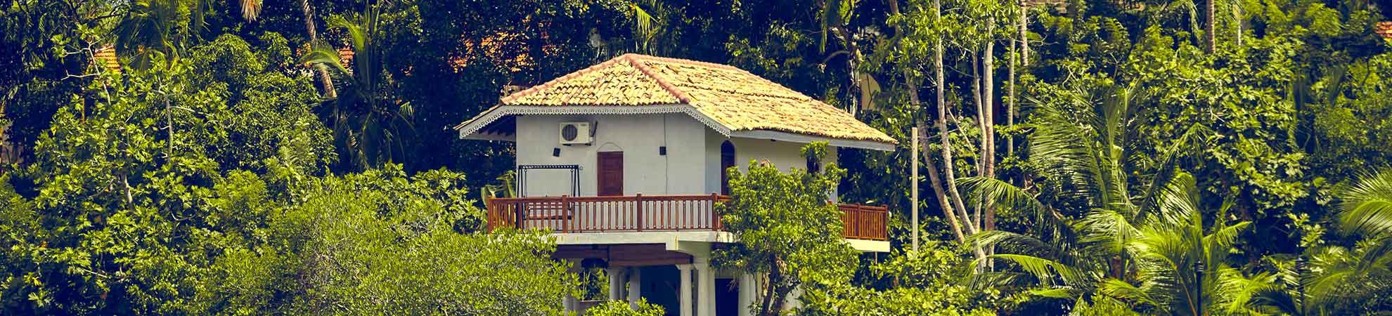 Hôtels au Sri Lanka