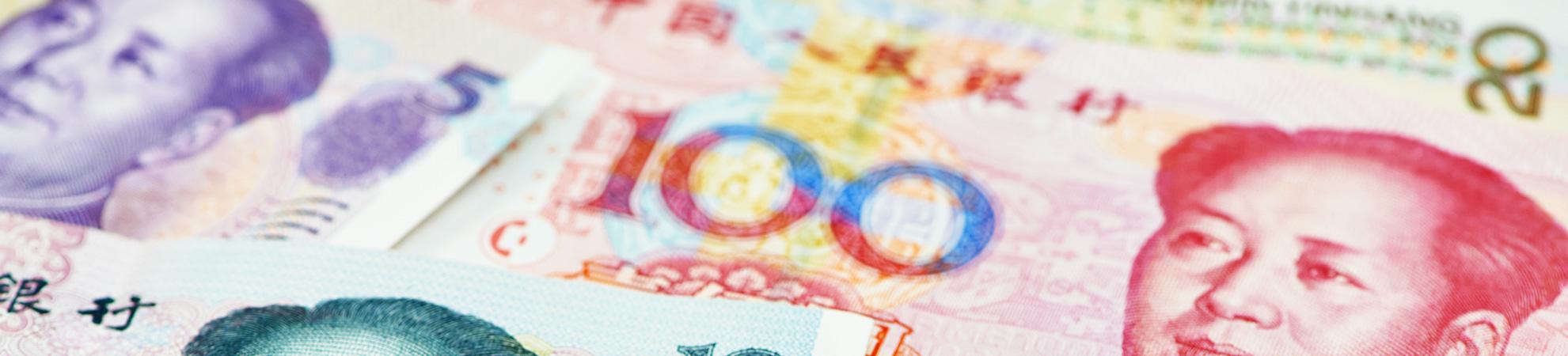 La monnaie en Chine