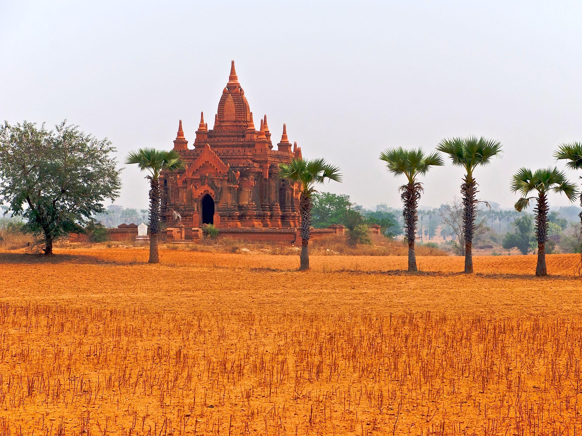 Richesses de Birmanie