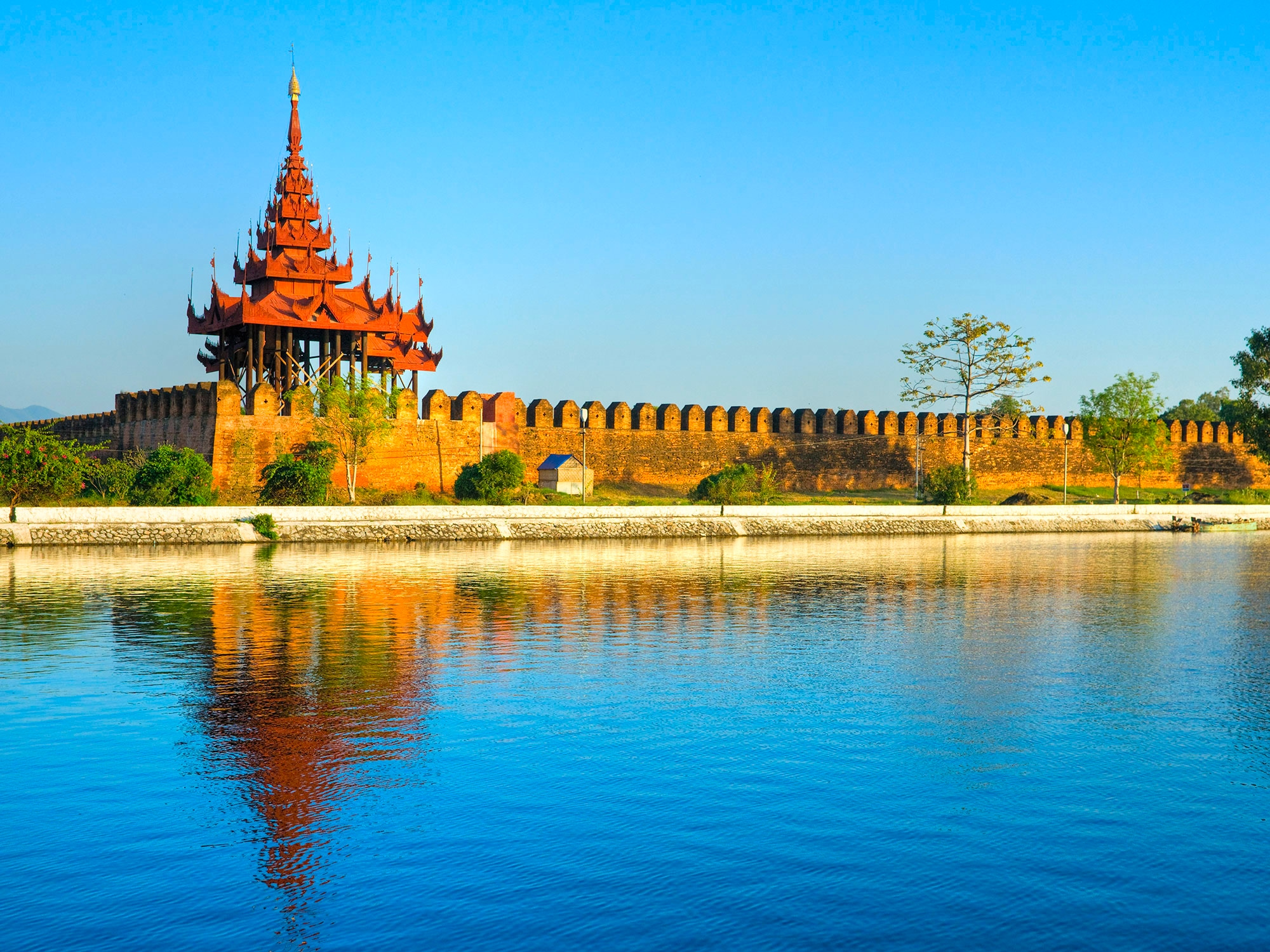 La Birmanie grandeur nature
