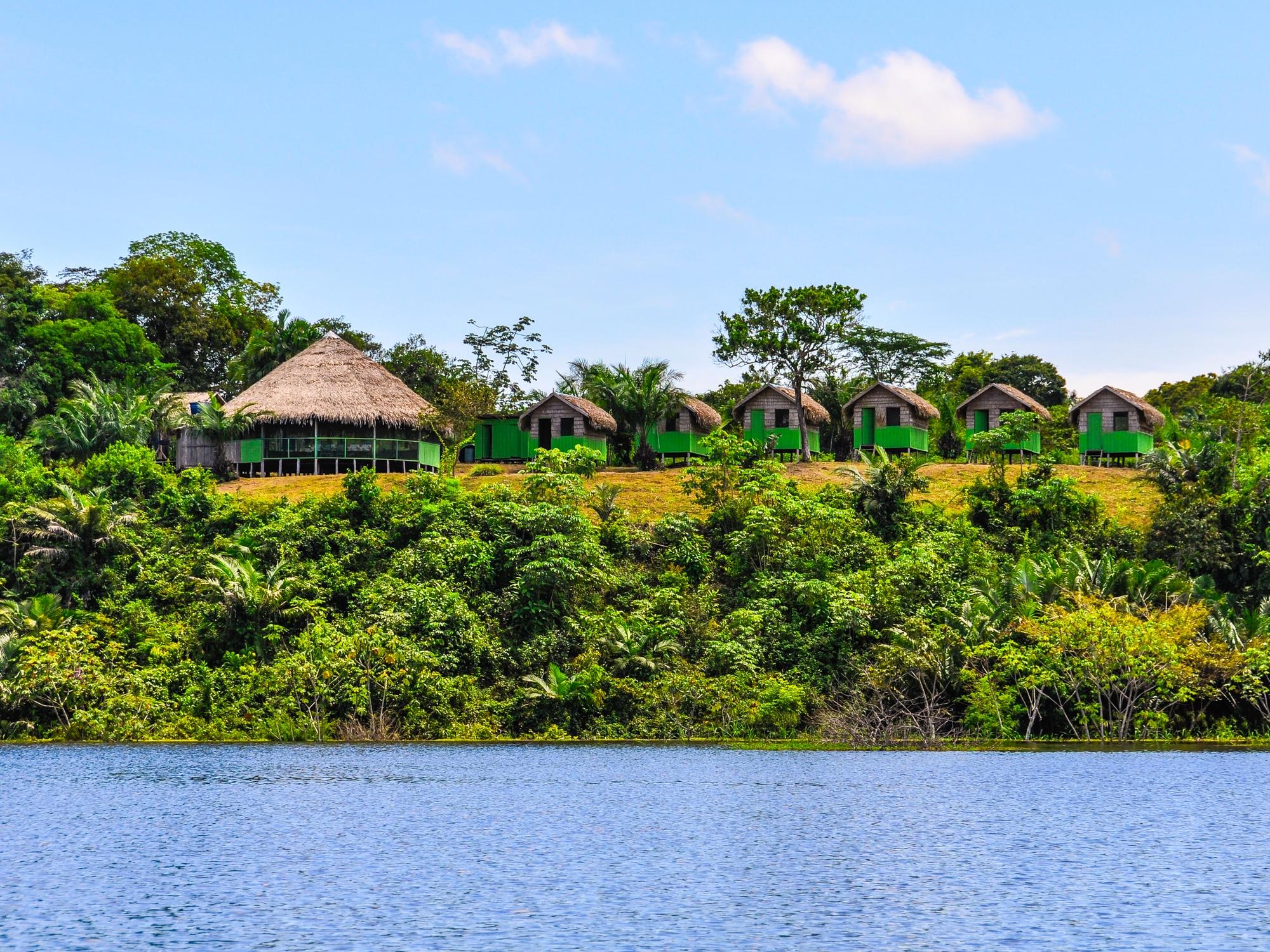 Le Brésil, Grandeur nature