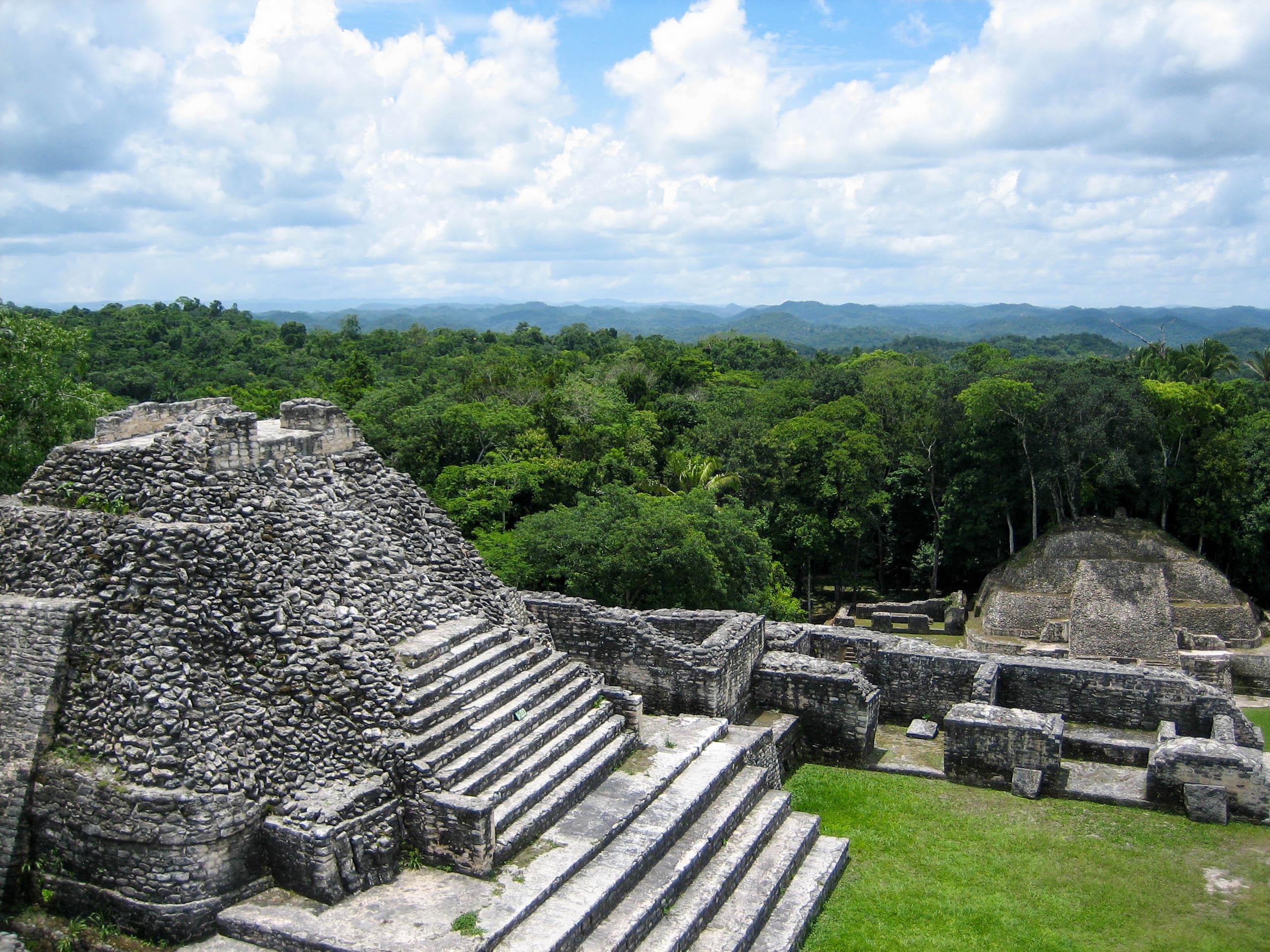 Le Belize, véritable héritage du passé