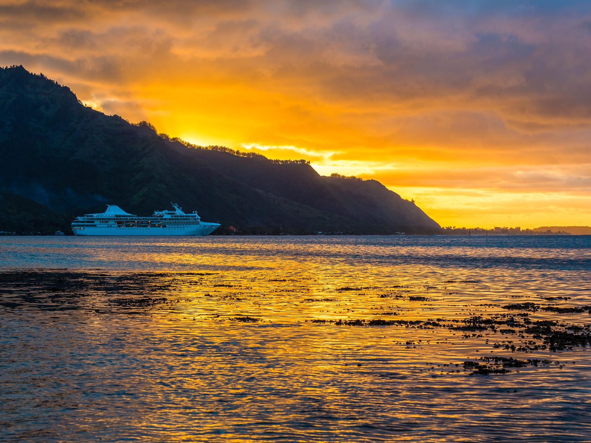 Polynésie : Luxe à bord du Paul Gauguin