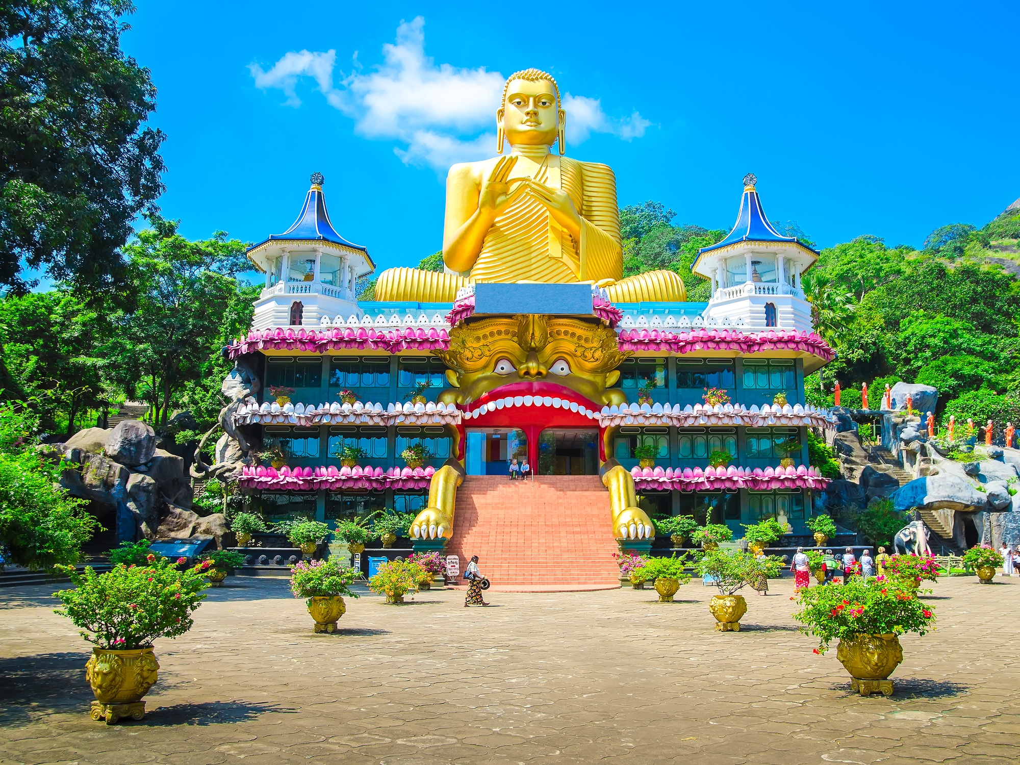 Ma tribu au Sri Lanka