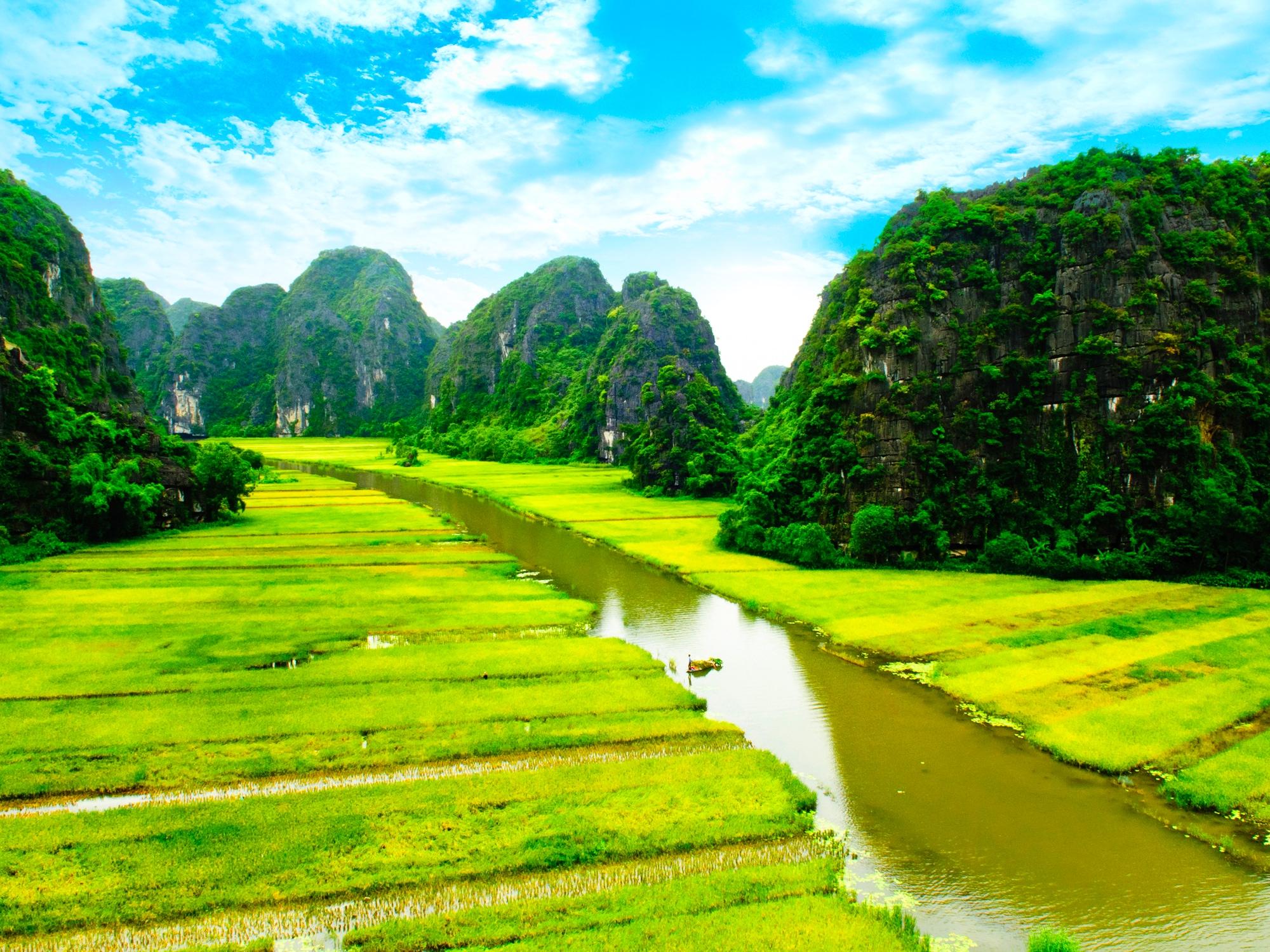 Vietnam Laos Cambodge, Terres de Patrimoines