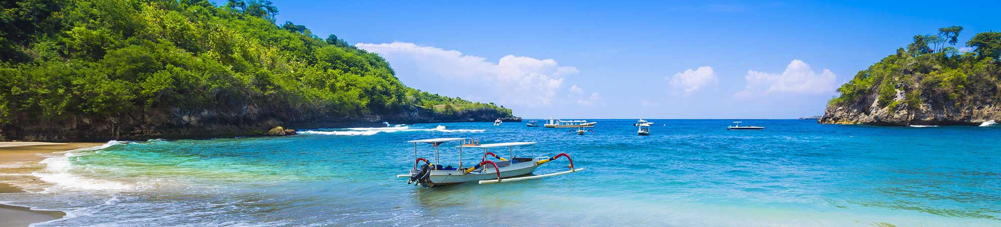 Partir à Bali
