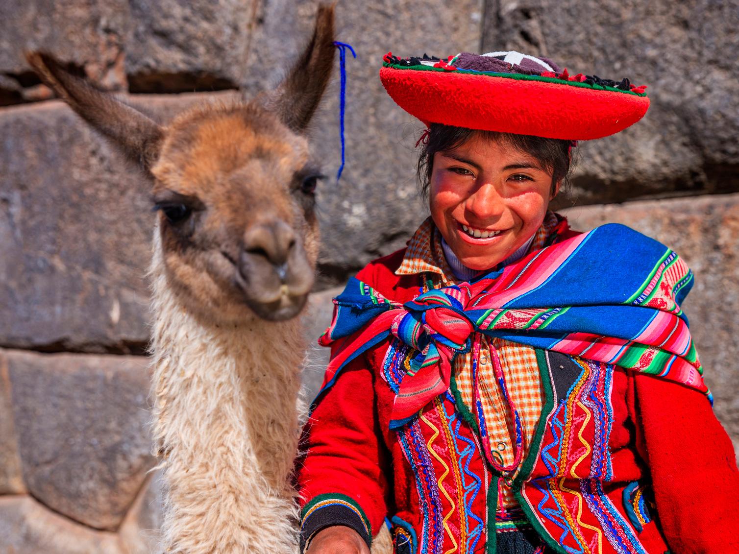 Le Pérou, une terre de partage