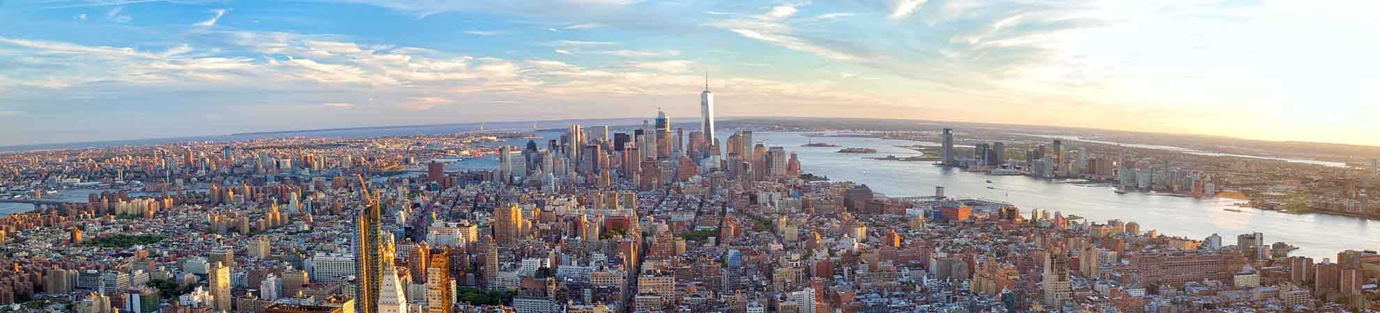 Préparer un voyage New York