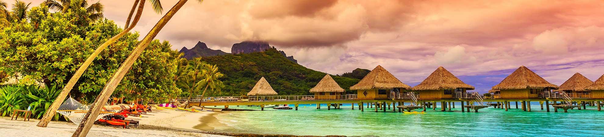 Quand partir à Bora Bora