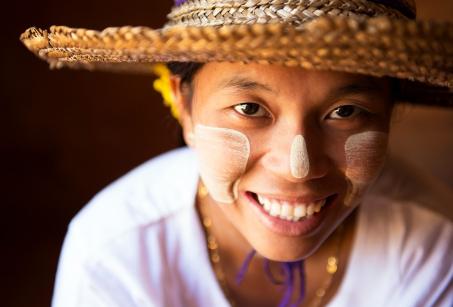 L'intégrale de la Birmanie : terres & rivages