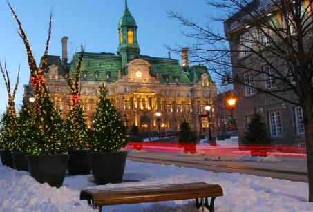 Montréal et Québec Passionnément