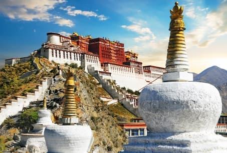 Echappée tibétaine