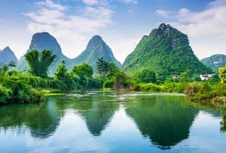 Héritage et cités légendaires de Chine
