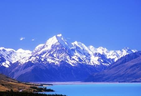 Nouvelle Zélande : terres sauvages