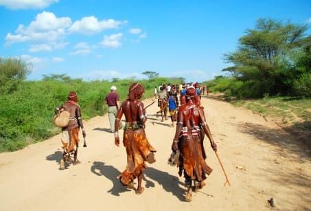 Epopée culturelle en Abyssinie