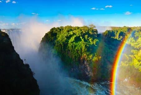 Joyaux sud africains et Chute Victoria