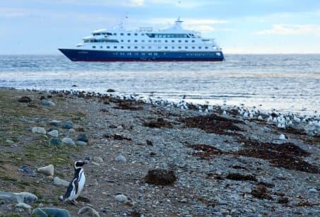Argentine et Chili : croisière jusqu'au Cap Horn