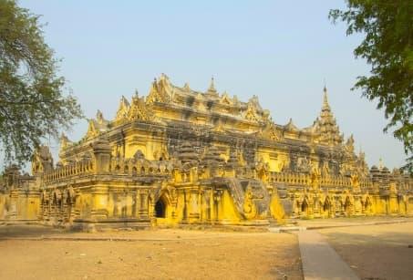 Premiers pas en Birmanie