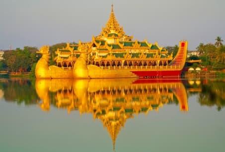 La Birmanie à l'infini