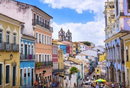 Rio et Salvador de Bahia, un véritable héritage culturel