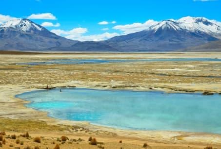 Au cœur des déserts et glaciers chiliens