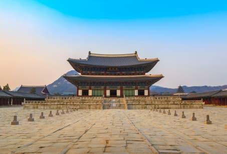 Japon et Corée en combiné