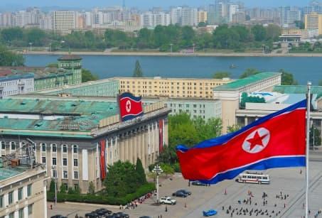 Premiers pas en Corée du Nord