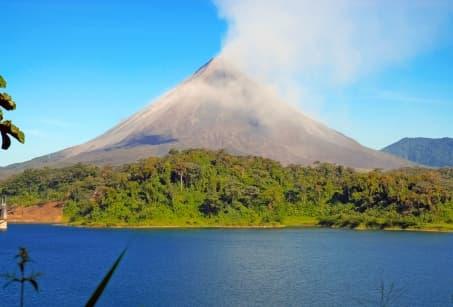 Splendeurs naturelles du Costa Rica