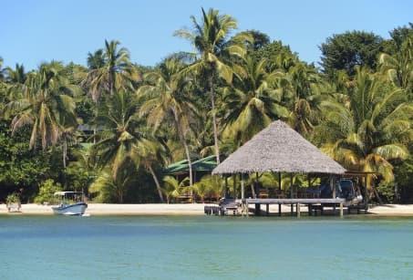 Sur les plages du Panama