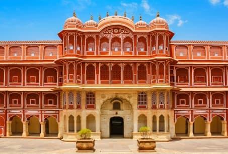 Premiers pas au Rajasthan