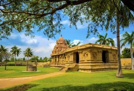 Le Sud de l'Inde à l'infini