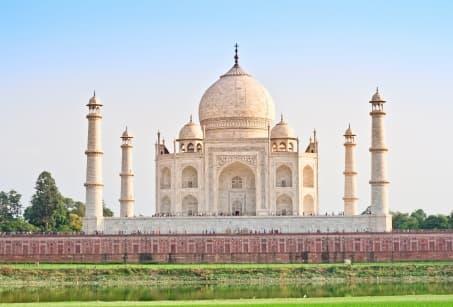 Un rêve au Taj Mahal