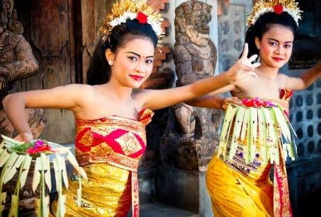 Premiers pas à Bali
