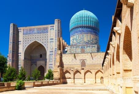 Iran & Asie Centrale : une mosaïque orientale