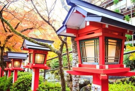 Découverte du Japon d'Est en Ouest
