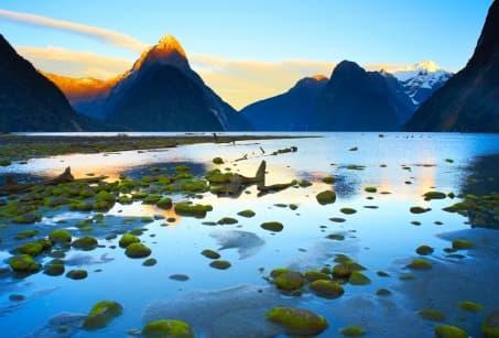 La Nouvelle Zélande à l'infini