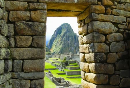 Sur les traces des Incas