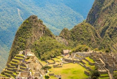 Premiers pas au Pérou