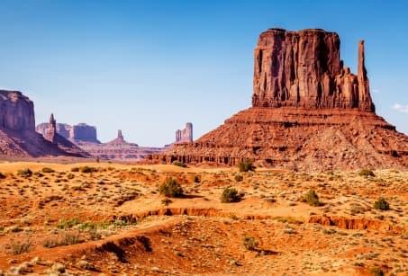 L'Ouest américain, Grandeur Nature