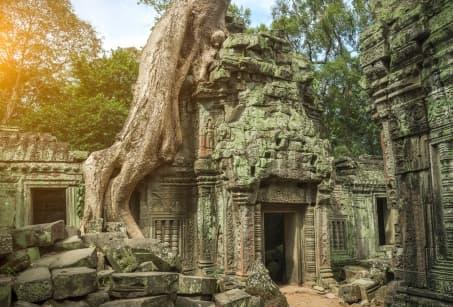 Le Cambodge au fil de l'eau