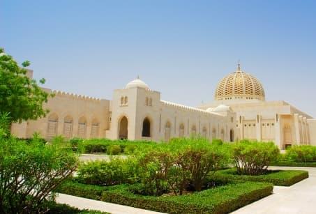 Oman: Green au cœur du désert