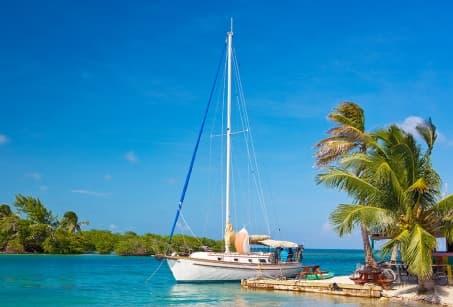 Mon île à Belize