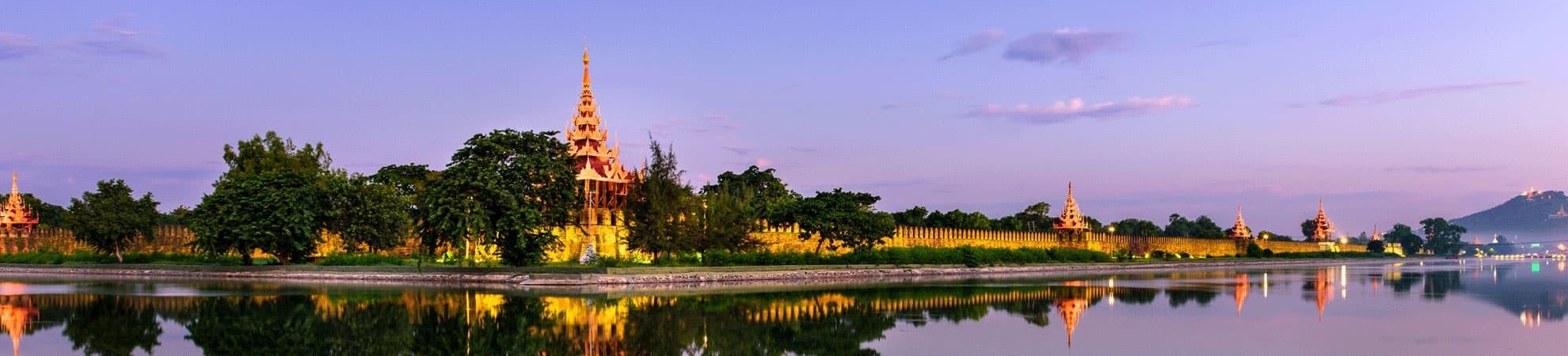 Voyage Le centre de la Birmanie